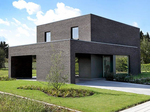 Moderne woning • nieuwbouw • Deerlijk • www.huyzentruyt.be #livios.be
