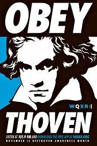 WQXR Beethoven Awareness month