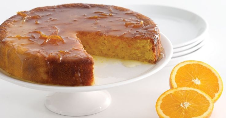 """I make this cake for morning teas at work. It's really easy and because it's gluten free, everyone can enjoy it. """