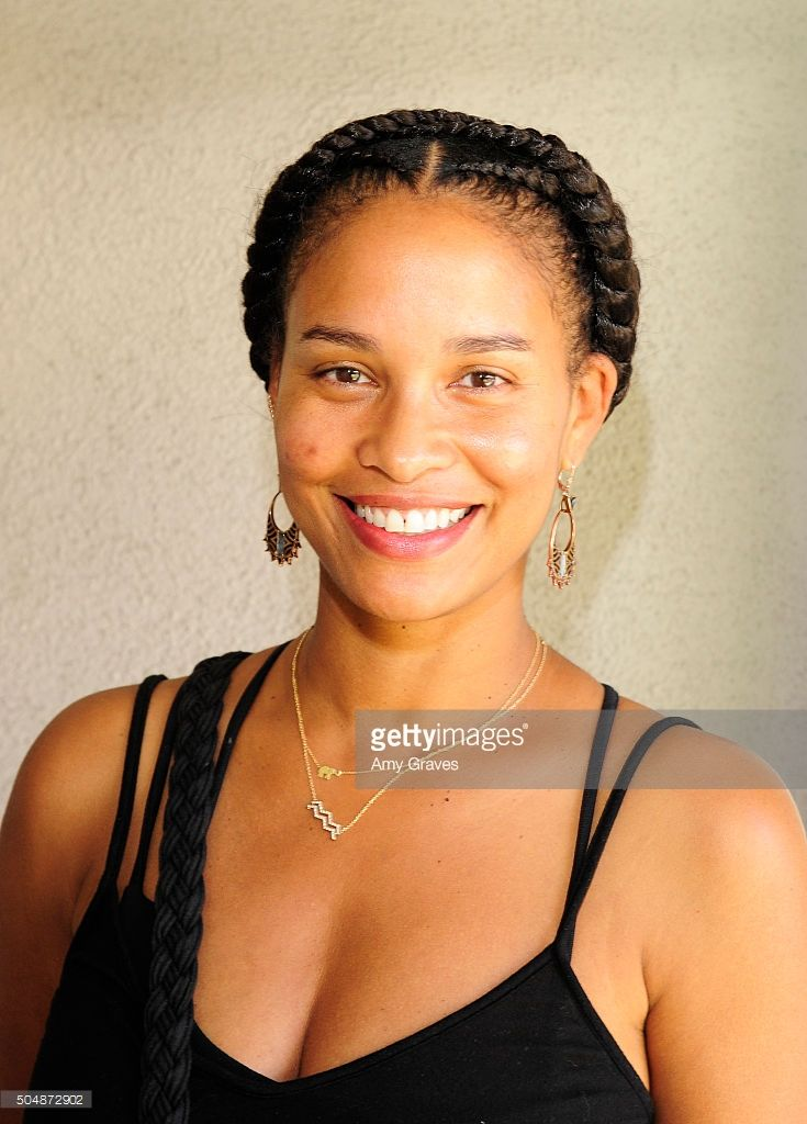 Joy Bryant attends the Jen Klein Day of Indulgence on August 16, 2015 in Los Angeles, California.