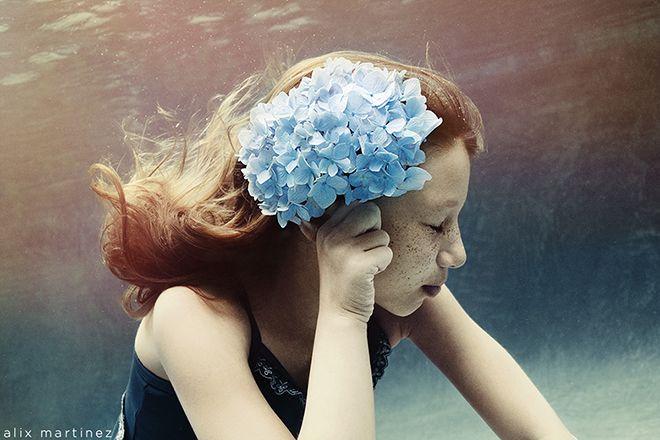 alix martinez // underwater photography