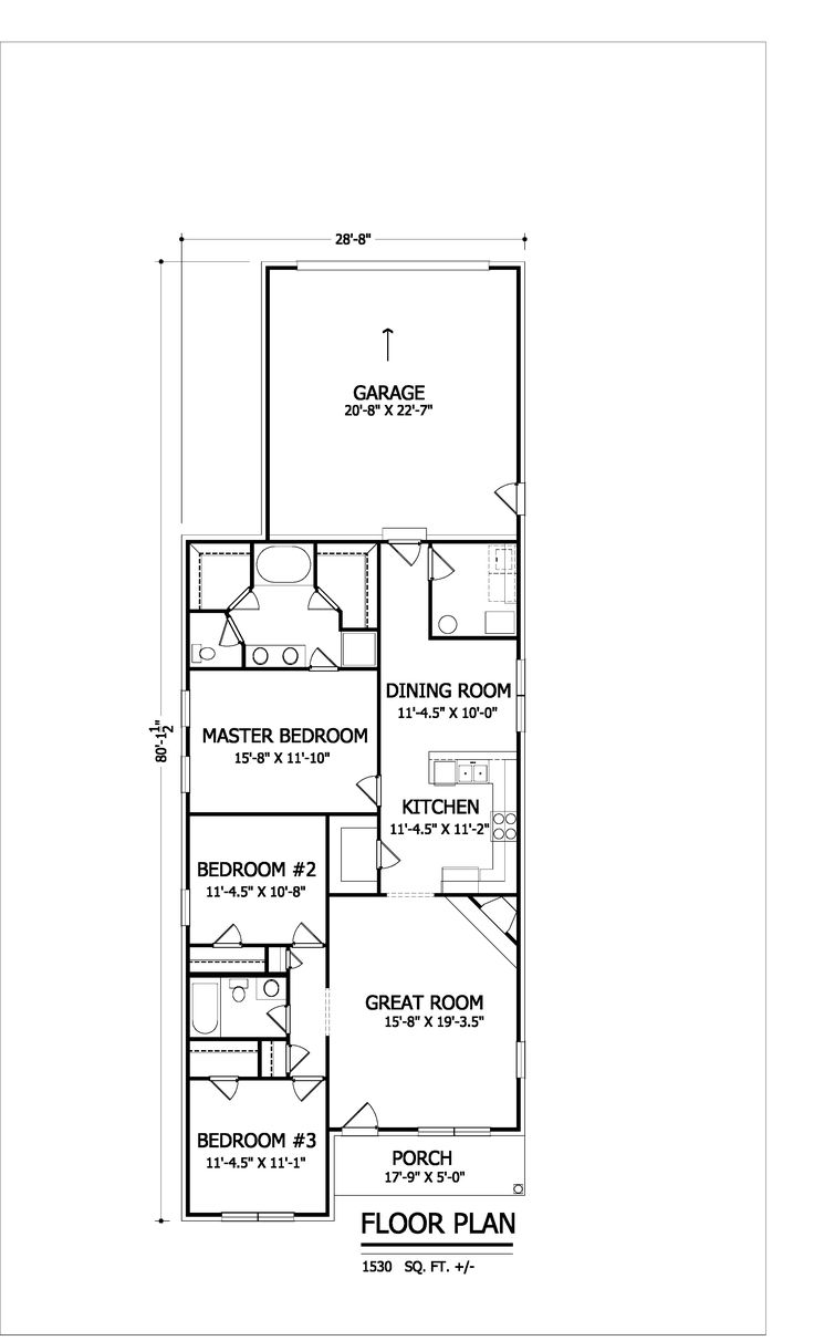 8 best floor plans the fairchild images on pinterest for First time home buyers plan