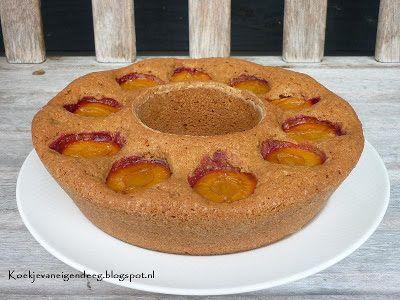 Koekje van eigen deeg: Dimply Plum Cake