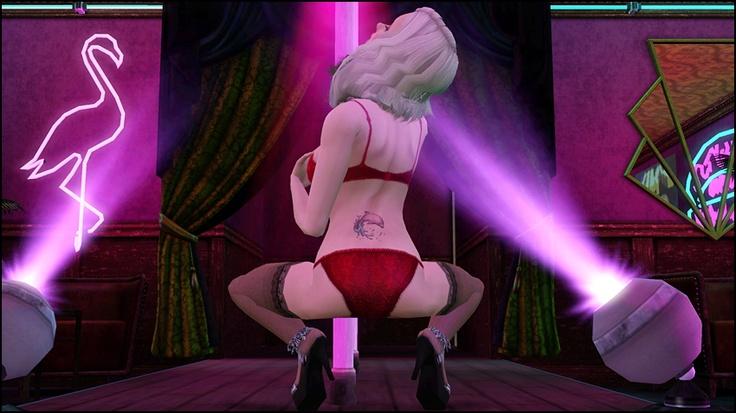 strip clubs around here