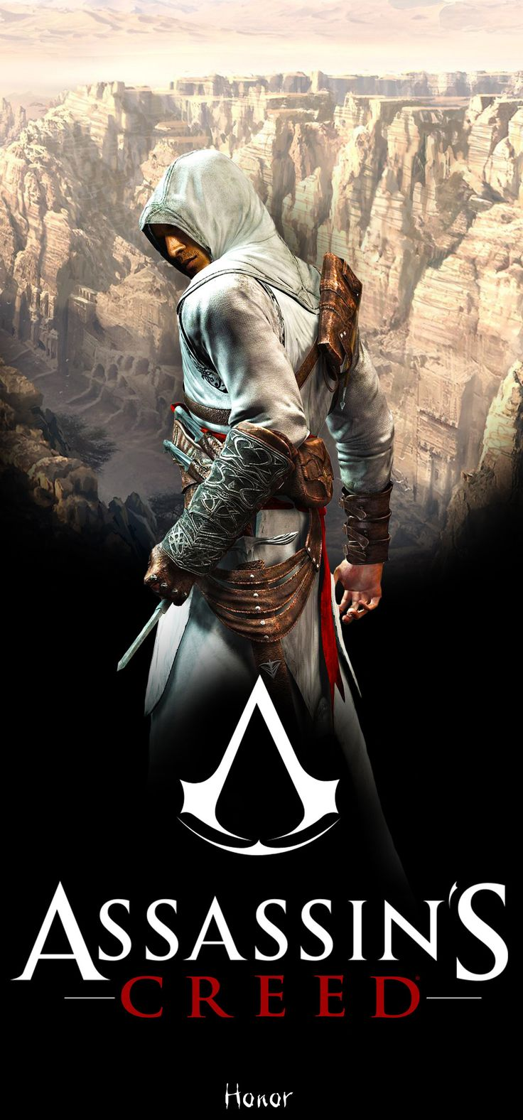 Assassin's Creed Poster (Large) - Altair by Ven93.deviantart.com on @deviantART