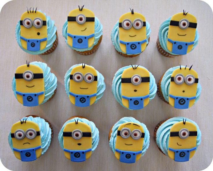 Minion Cupcakes 2.0