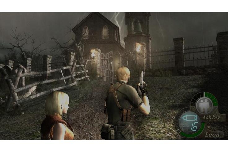 Resident Evil 4 - Nintendo Gamecube