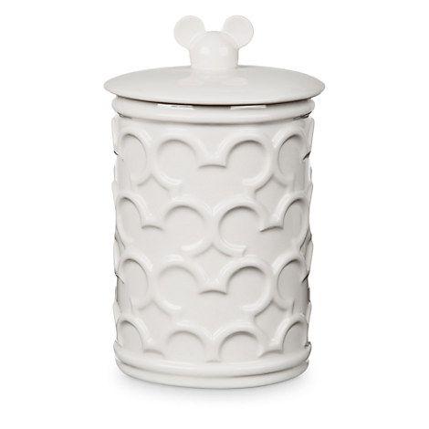 Mickey Mouse Icon Bath Storage Jar