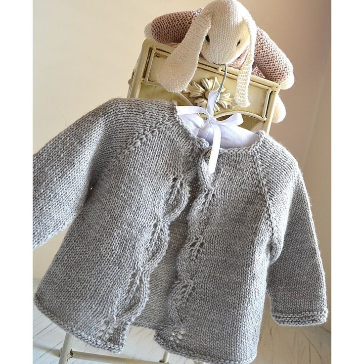Zigzag Knitting Stitch Pattern For Cardigan Sweater - Youtube