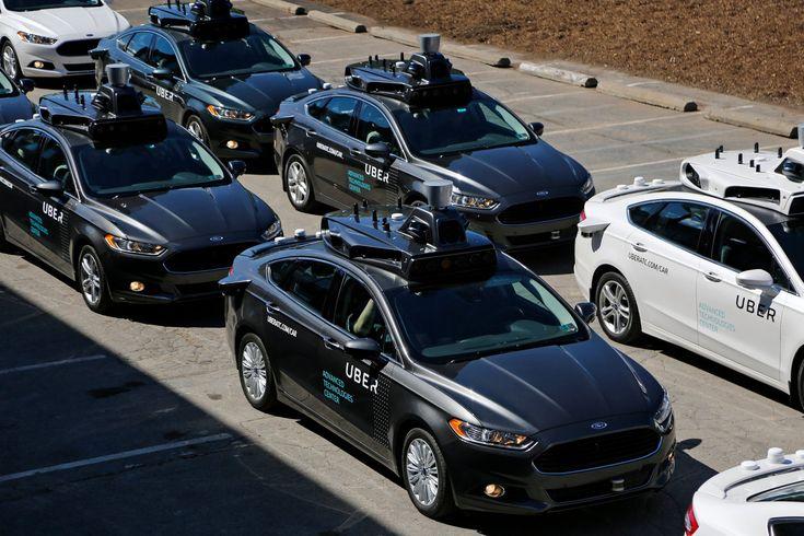 Self-Driving Uber Car Kills Arizona Pedestrian