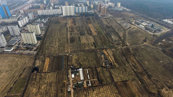 Russian parliamentary majority party United Russia has asked its leader, PM Dmitry Medvedev, to block a plan to erect residential buildings on plots of land in Moscow that are used for research by the Timiryazev Agriculture Academy.