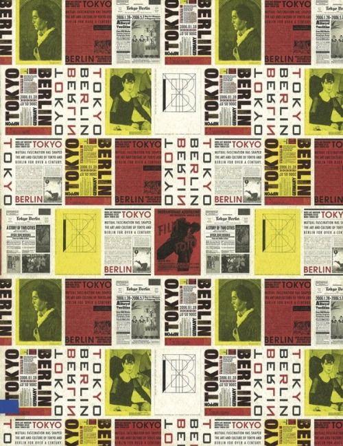 Japanese Exhibition Catalogue: Tokyo Berlin. Manabu Mizuno. 2006