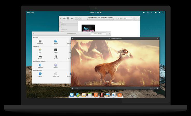 Λήψη του elementary OS