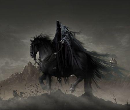 Shadow Wraith Wraith Abstract Fantasy Rider Wraith