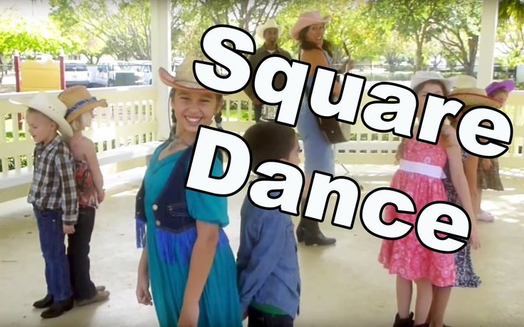 Do Si Do | Square Dance | Dance Song | Children, Kids and Toddlers Song ...
