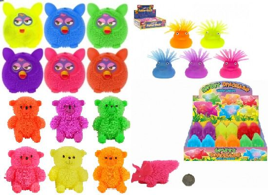 Kids LED Flashing Yoyo Great Stocking Filler Assorted Colours 1 Supplied