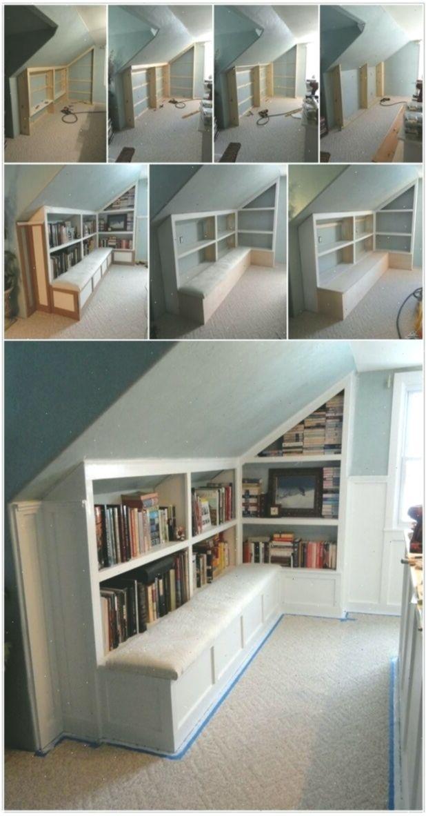 Wenn Es Um Zusatzlichen Stauraum Geht Ist Ein Dachboden Ein Wunderbarer Ort Es Gibt Viele Verschiedene Spielzimmerideen Pl Attic Rooms Home Room Renovation