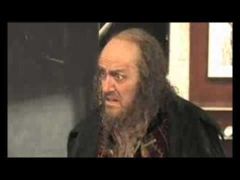 Griff Rhys Jones in Oliver! - The makin' of Fagin - YouTube