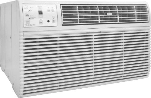Frigidaire FFTA1233S1 12,000 BTU Room Air Conditioner with 286 CFM, 3 Fan Speeds, Effortless Remote Temperature Control, Energy Saver Mode, Effortless Clean Filter, Effortless Restart, Ready-Select Controls, Remote Control and ENERGY STAR Certification