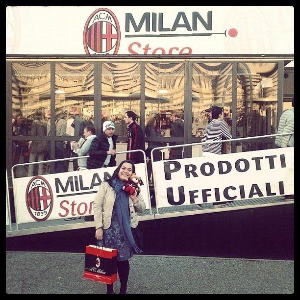 San Siro, Milan - Italy