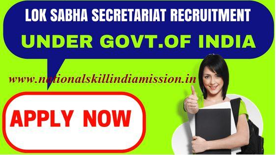 +2/DEGREE/DIPLOMA JOBS  Lok Sabha Secretariat-recruitment-16 vacancies-Warehouseman/Junior Proof Reader/Printer -Pay Scale : Rs. 5200-20200/-Apply Now-Last Date 27 March 2017  Advt. No. : 03/2017  Job Details :  Post Name : Warehouseman No of Vacancy : 05 Posts Pay Scale : Rs. 5200-20200/- Grade Pay : Rs. 2200/- Post Name : Junior Proof Reader No of Vacancy : 06 Posts Pay Scale : Rs. 5200-20200/- Grade Pay : Rs. 2800/- Post Name : Printer No of Vacancy : 05 Posts Pay Scale : Rs. 5200-20200/-