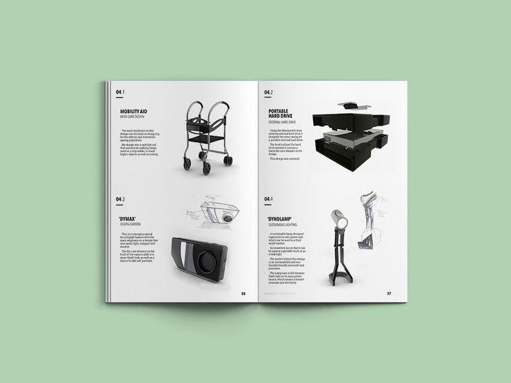 Portfolio 2014/15 on Behance