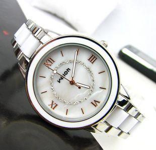 $23.81 (Buy here: https://alitems.com/g/1e8d114494ebda23ff8b16525dc3e8/?i=5&ulp=https%3A%2F%2Fwww.aliexpress.com%2Fitem%2F2016-Top-Brand-CHINO-WILON-Rhinestone-Ceramics-Watch-Women-Fashion-Casual-Watches-Quartz-Stylish-Dress-Wristwatches%2F32703435134.html ) Fashion Brand 2016 New Fashion Ceramics Watches Women Dress Watch stylish women casual watch Quartz Wrist Watches clock female for just $23.81