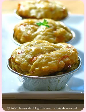 Chicken Curry Puffs | savory pies, quiches, tarts and tortes | Pinter ...