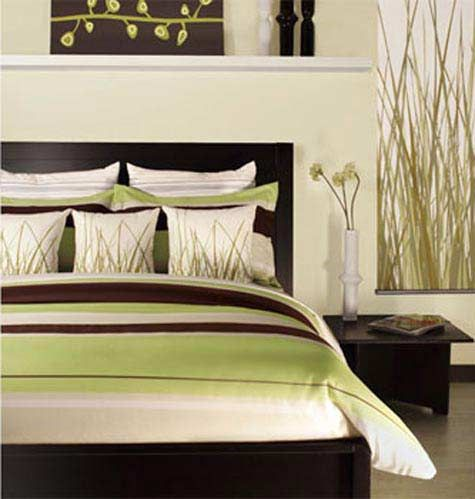 17 best ideas about brown bedroom colors on pinterest brown bedroom decor brown master - Brown and green bedroom ...