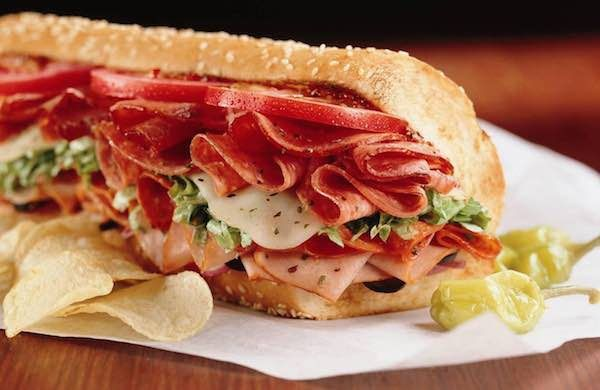 FREE Small Sub With Any Purchase At Quiznos!