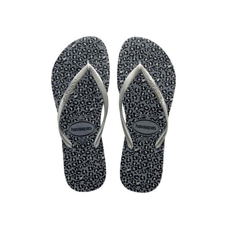 Havaianas Slim Animals Steel Grey flip flops  Price From: 22,98$CA