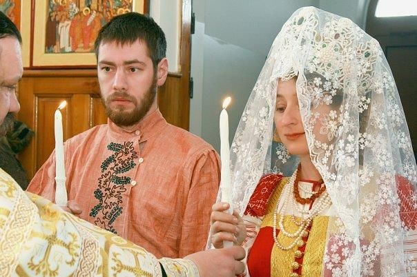 Свадебные обряды и костюмы
