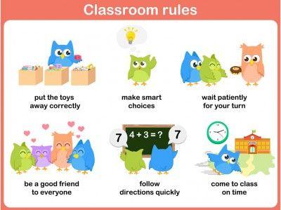 As 367 melhores imagens sobre ideias para a sala de aula for 10 reglas del salon de clases en ingles