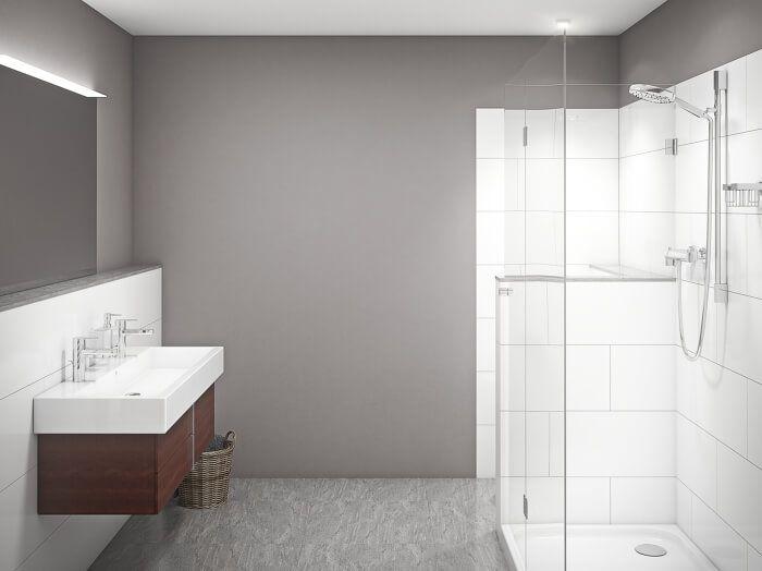 Badplaner Jetzt Badezimmer Planen Mit Obi In 2020 Badezimmer Planen Helle Badezimmer Beton Badezimmer