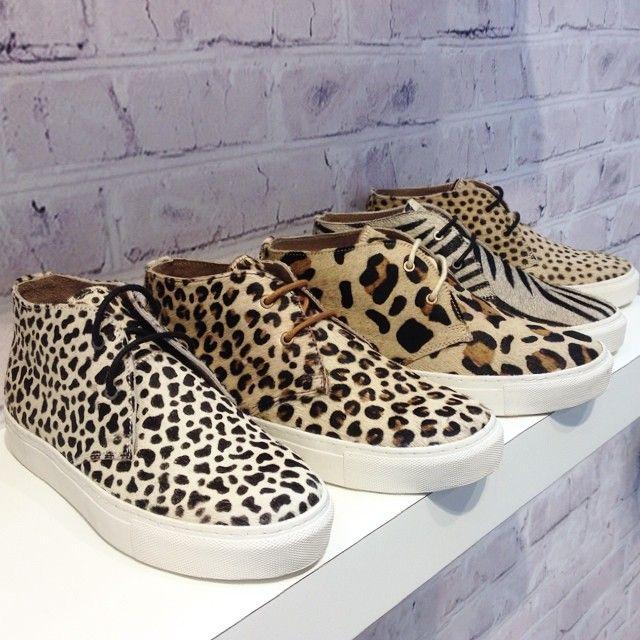 MARUTI Blizz sneakers collection: cat, leopard, cheetah, zebra, dots. www.marutifootwear.com
