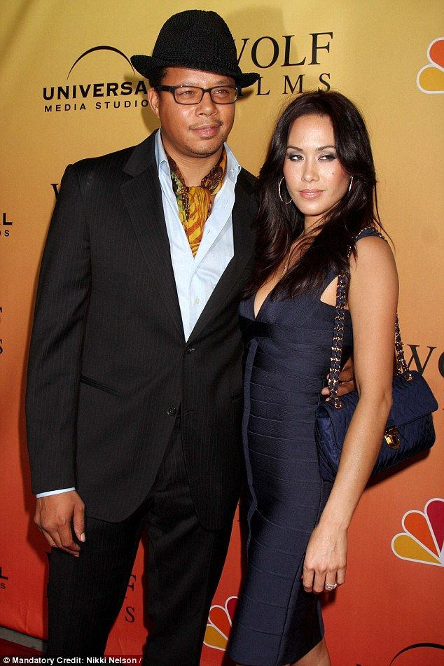 Terrence Howard's ex-wife Michelle Ghent wants a cut of Empire cheque #dailymail