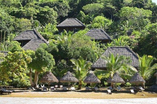 Madagascar's Tranquil Tsara Komba Eco-Lodge Embraces Life in the Slow Lane | Inhabitat - Sustainable Design Innovation, Eco Architecture, Green Building