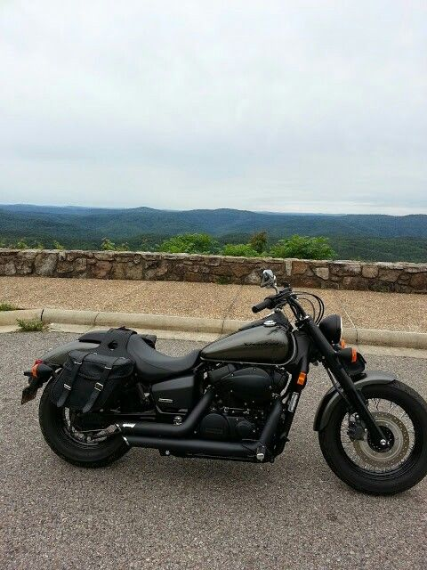 2014 Honda Shadow Phantom