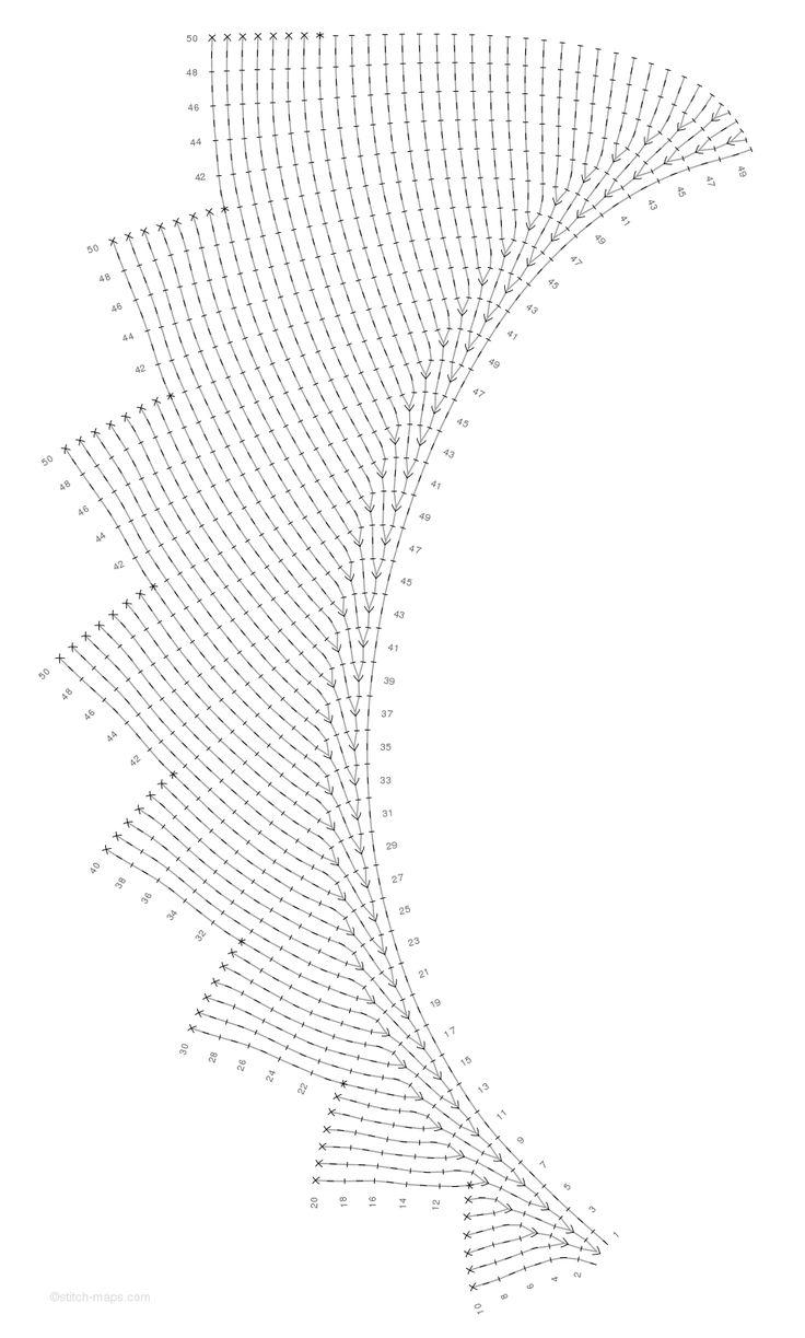 2561 best images about gr u00c1fico crochet on pinterest