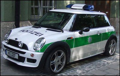 Cool Police Cars from around the World