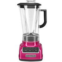 KitchenAid KSB1575RI Raspberry Ice Diamond 60 oz. Five Speed Blender