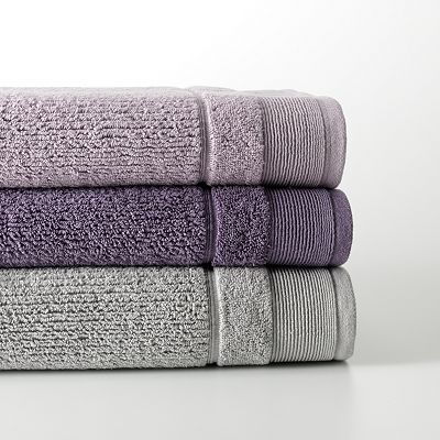 Apt. 9 Quick-Drying Pima Cotton Bath Towels, used in Tankah Bay, oh sooo soft!!!!!