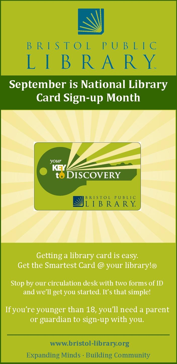 Best  Ways To Use Your Library Card Images On