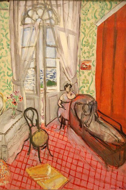 Henri Matisse - Reading a Message