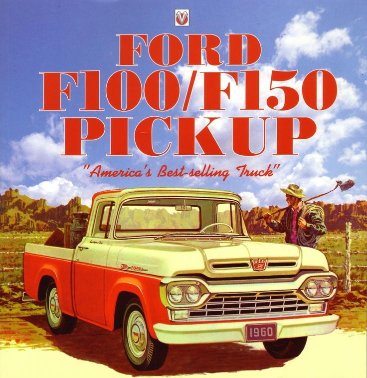 Ford Truck 1960 Ad Vehicles Misc Advertisments