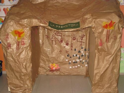 cave display