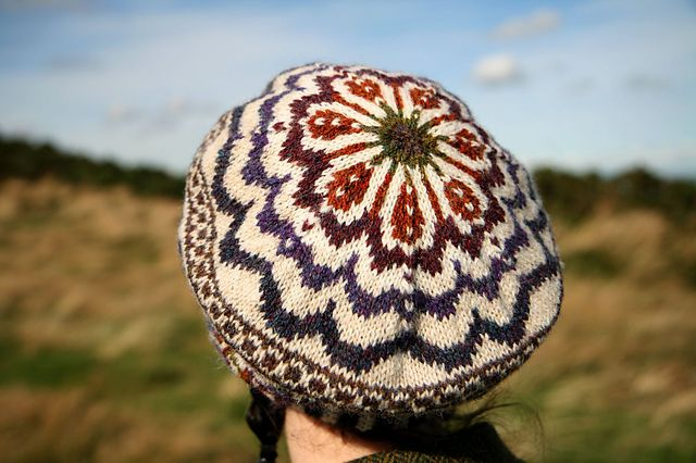 Ravelry: Scatness Tam pattern by Kate Davies
