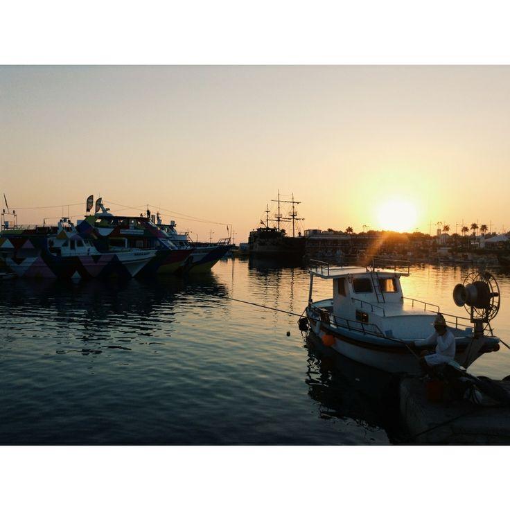 Chipre. El sol