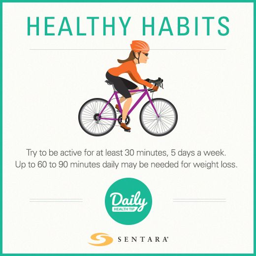 Healthy Habits For a Healthier You!