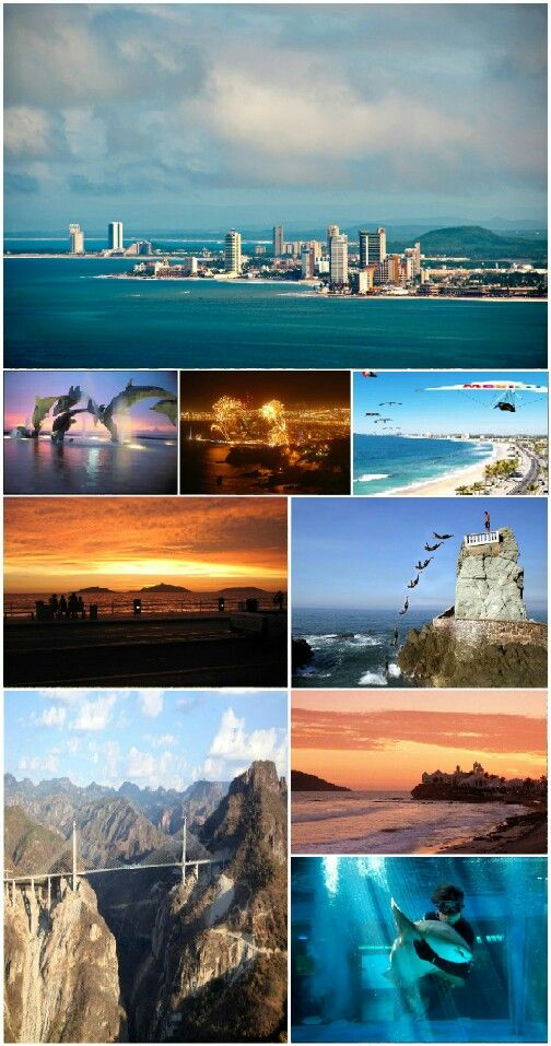 HOY EN NUESTRO TIP DE VIAJE POR MEXICO: CONOCEREMOS ACERCA DE MAZATLAN. Mazatlán es una ciudad del noroeste de la República Mexicana y cabecera del municipio del mismo nombre. Fundada en 1531 esta situada en el estado de Sinaloa y es la segunda en importancia de la entidad.  Actualmente este puerto es uno de los destinos turísticos de playa más importantes de México. Se ubica a 21 kilómetros al sur del Trópico de Cáncer y colinda al norte con el municipio de Concordia y al poniente con el…